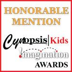 Exciting to receive the Honorable Mention #Kids Imagination #Award from Cynopsis #Media on June 4th, 2013! #Lucalashes