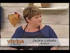 Sousplat em Patchwork Contemporâneo com Jackie Lobato - Vitrine do Artesanato na TV - YouTube