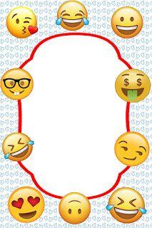 6f48103188 convite emoji para editar convite emoji gratis convite emoji para imprimir  convite emoji para editar gratis