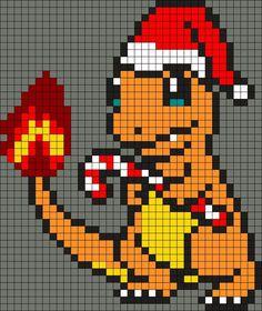 Kandi Patterns for Kandi Cuffs - Characters Pony Bead Patterns<br> Pony Bead Patterns, Kandi Patterns, Hama Beads Patterns, Beading Patterns, Cross Stitch Patterns, Bracelet Patterns, Pixel Art Templates, Perler Bead Templates, Pixel Art Pikachu