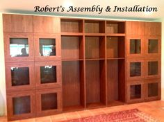 IKEA BESTA WALL UNITS WEST HILLS, CA by Roberts Assembly & Installation