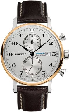 Junkers Watch Expedition South America #2015-2016-sale #bezel-fixed #black-friday-special #bracelet-strap-leather #brand-junkers #case-depth-12mm #case-material-yellow-gold-pvd #case-width-41mm #chronograph-yes #classic #date-yes #delivery-timescale-1-2-weeks #dial-colour-silver #gender-mens #movement-quartz-battery #official-stockist-for-junkers-watches #packaging-junkers-watch-packaging #sale-item-yes #style-dress #subcat-expedition-south-america #supplier-model-no-6586-5 #vip-exclusive…