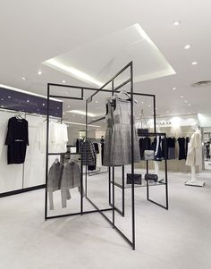 Harvey Nichols Multi-Mat — Furniss & May Fashion Store Design, Shoe Store Design, Retail Store Design, Clothing Store Interior, Clothing Store Design, Boutique Interior, Shopping Mall Interior, Retail Interior, Modegeschäft Design