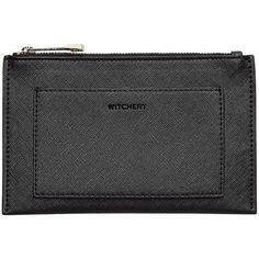 Witchery Kasey Coin Purse (30 AUD) ❤ liked on Polyvore featuring bags, wallets, coin purse, coin change purse, change purse, pouch wallet and coin pouch