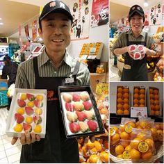 青果物の流通  ソーシャルメディアアグリ「地場活性化」のために: 【澤光青果 便り】№14  本日のおすすめ品は・・・