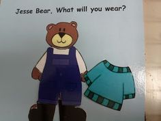 Speech Lady Liz: Brown Bear, Brown Bear