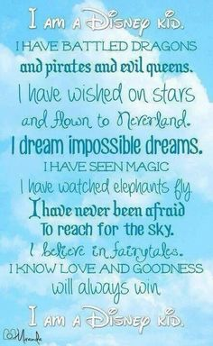 This is why I love Disney! It doesn't matter how old you are, the magic, that feeling you get deep down, will never die!!