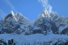 Top 10 places to ski like an Olympian: Chamonix, Mont-Blanc, France. Photo by John Williams