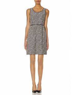 OBR Tweed Fit & Flare Dress from THELIMITED.com #TheLimited