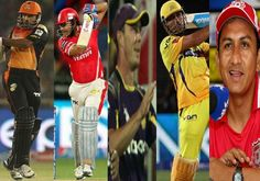 Meet the most searched IPL 7 stars on Google