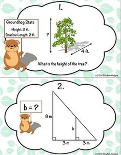 Similar Figures Math Lib | Math, Activities and Geometry