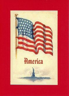 Reproduced vintage postcards | Made in the USA from earth friendly paper