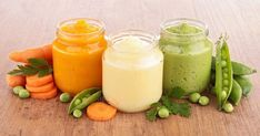 Make your own baby food with these recipes for stage 1 veggies. Baby Food Recipes, Healthy Recipes, Dinner Recipes, Baby Cooking, Baby Puree, Baby Led Weaning, Meals For The Week, Food Design, Vegetarian