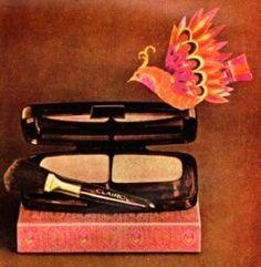 Clairol 'Sweet Face a-Blushing' Blush Compact, 1966