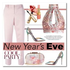 """""""NYE Dance Party"""" by anja-pixie-jovanovic ❤ liked on Polyvore featuring Christian Louboutin, N°21, Zimmermann and Oasis"""