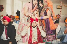myShaadi.in > A Traditional Sikh Wedding in the Netherlands by Ashwin Bihari Photography