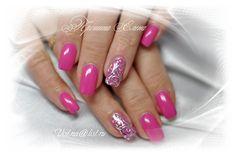 Nail art, маникюр,дизайн ногтей,шеллак, литьё,серебро,schellak,роспись,Прошина Елена