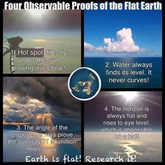 4bbace0b15d 49 Best Flat Earth! images in 2019