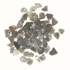 Amazing 3.02 Ct Rough Gray Mix Color Drilling Beads Loose Natural Diamonds Lot | eBay