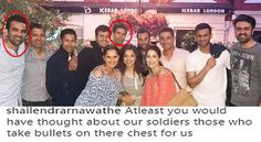 People Slam Zaheer Khan and Ashish Nehra After They Spotted With Pakistani Cricketers
