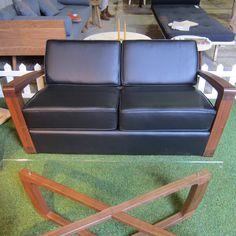danish'esque Danish, Love Seat, Couch, Furniture, Home Decor, Settee, Decoration Home, Sofa, Room Decor
