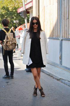 0b9986a164 20 Ways to wear a Little Black Dress - Faux PasFaux Pas