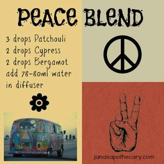 Peace Blend ~ http://www.sparknaturals.com/?affiliates=110 ;  Use coupon code REVIVE for an additional 10% discount at check out.