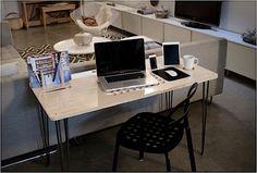 Ein maßgeschneiderter Tisch für Apple-Fans | KlonBlog