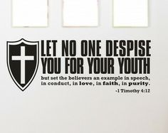 Youth Center, Believe, Faith, Let It Be, Loyalty, Religion