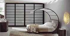 cama con techo