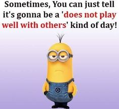 37 Hilarious Minion Memes and Pictures -