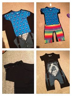 Newest Pictures sewing baby romper Tips Image Baby Sewing Projects, Sewing For Kids, Diy Projects, Diy Clothing, Sewing Clothes, Image Clothing, Toddler Outfits, Boy Outfits, Toddler Clothes Diy