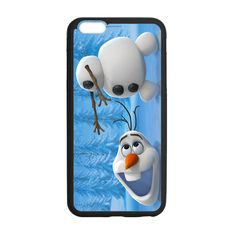 Frozen Olaf Case for iPhone 6 Plus