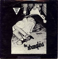 THE STRANGLERS Nice 'N' Sleazy / Shut Up 1978 release on United Artists UP 36379.