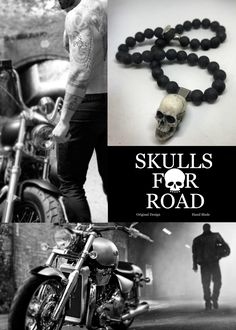 Skull Bracelet, Skull Necklace, Skulls, The Originals, Movie Posters, Handmade, Image, Design, Hand Made