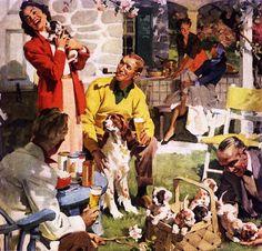 SUNDBLOM Haddon « AMERICAN GALLERY