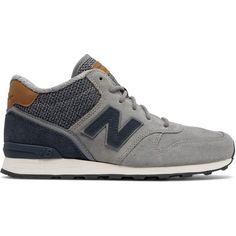 New Balance 696 Mid-Cut Women's Outdoor Classics Shoes ($90) ❤ liked on