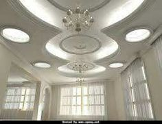 Gypsum Ceiling Design, House Ceiling Design, Home Stairs Design, Ceiling Design Living Room, Bedroom False Ceiling Design, Tv Wall Design, Pop Design, Ceiling Decor, Interior Design Your Home