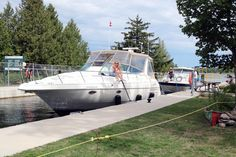 Trent-Severn Waterway tackles littering with usage up during pandemic Parks Canada, Local Attractions, Boater, Peterborough, Gas Station, Politicians, Staycation, Historical Sites, Day Trips