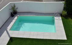 Sichtschutz rund um den Pool