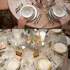 Spotted at a recent event: mixed metals are a wedding trend with staying power. Included here Cameo Tori Overlay and Silver Birch Table Linen.