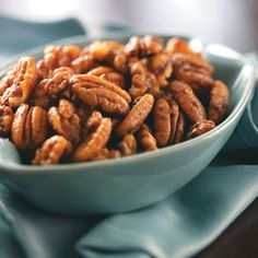 Sweet %26 Spicy Nuts