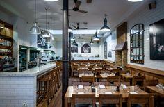 Wunderland: Kulinarisches London!