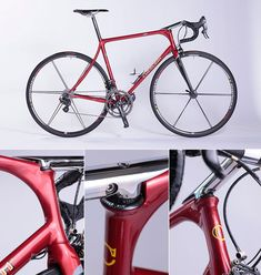 Ladies and Gentlemen, if you ask my humble opinion. This perhaps the most beautiful road bicycle I've ever seen. If I ever have the money to buy one, I will for sure. I'm speechless, please enjoy Cherubim Racer!
