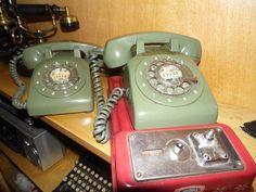 İLK ÇEVİRMELİ TELEFONLAR