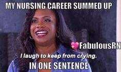 Nurse humor. Nursing funny. Nurse meme. FabulousRN