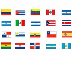 This is a quiz called Spanish speaking countries flags and was created by member WMS