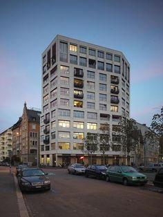 Review: Hohes Haus West - Loeliger Strub Architektur GmbH