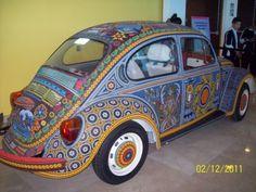 les comparto este VW que opinan? arte?