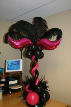 Elegant Balloons - Gallery - Sweet 16 Decor